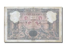 100 Francs Type Rose Et Bleu - 1871-1952 Anciens Francs Circulés Au XXème