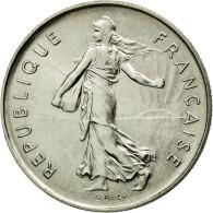 Monnaie, France, Semeuse, 5 Francs, 1981, FDC, Nickel Clad Copper-Nickel - France