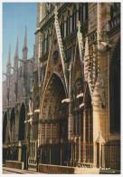 A SAISIR !!!!. PARIS. Notre-Dame, Portail Nord - Notre Dame De Paris