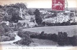 29 - Chateaulin  - Notre Dame  - Vue Du Viaduc De Kerlobret - Châteaulin