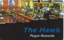 Blue Hawk Tavern Las Vegas - Player Rewards Card - Casino Cards