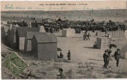 Saint Jean De Monts  La Plage - Saint Jean De Monts
