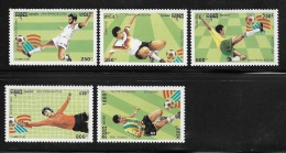 Cambodia 1993 World Cup Soccer Championships 1994 US MNH - Kambodscha