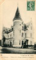 CPA -DORDOGNE - PERIGORD - CHATEAU DE LA GRANGE  - Édition Bergerac - TBE - France