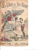 Les Lilas Et Les Roses. Albin. - Partitions Musicales Anciennes