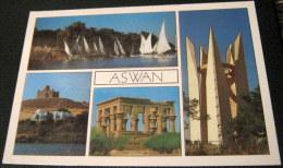 Egypt Aswan Multi-view 41027 - Super Vision Inc - Used - Aswan
