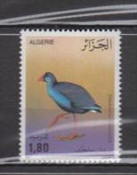 Algérie YV 906 N 1987 Poule Sultane - Gallinacées & Faisans