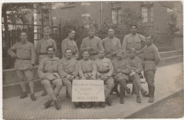 CPA  - 67 - STRASBOURG - Carte-Photo Militaire 278 R.P.A.  46e B  11e  P.   - 002 - Strasbourg