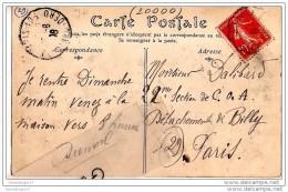 CPA 29 01 PONT L ABBE FINISTERE BRETAGNE Costumes Moeurs Bretons - Fillette De PONT L ABBE - Pont L'Abbe