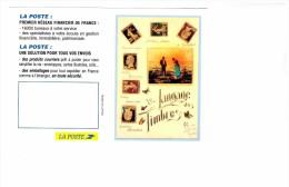 Petit Calendrier La Poste Langage Des Timbres - Calendriers