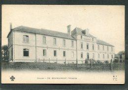 CPA - BOURGANEUF - L'Hospice  (dos Non Divisé) - Bourganeuf