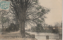 CPA De 1907. BRIVE - Place Du 14 Juillet - Grande Allée - Brive La Gaillarde