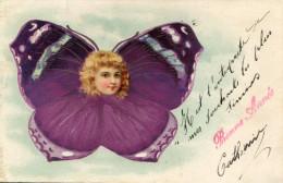 PAPILLON(ENFANT) - Papillons