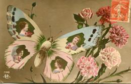 PAPILLON(FEMME) - Papillons