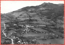 CPSM 74 VIUZ EN SALLAZ Haute-Savoie - Vue Générale Aérienne ° J. Cellard N° 5177 - France