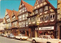 Celle Zollnerstrabe - Automobile Auto Voiture Car - Mercedes 200, NSU RO 80, VW Cox. - Passenger Cars