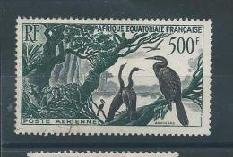 A.E.F.p.a  .N° 53 OblitéréT.B. - A.E.F. (1936-1958)
