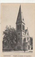 - CPA - 67 -  HAGUENAU - Temple Protestant  - 031 - Haguenau