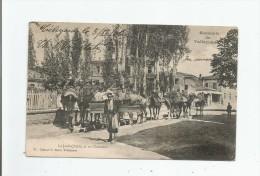 SOUVENIR DE TREBIZONDE 76 LE JARDIN PUBLIC ET LES CHAMEAUX 1906 - Turchia
