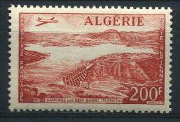 ALGERIE ( AERIEN ) : Y&T  N°  14  NEUF  SANS  TRACE  DE  CHARNIERE ,  A  VOIR . - Algeria (1924-1962)