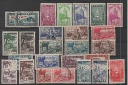 MAROC   Lot De Timbres De 1939 ( Ref2159 ) Voir 2 Scans - Marruecos (1891-1956)