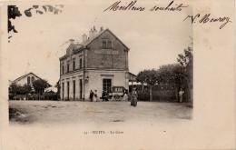 Nuits St-Georges : La Gare (Editeur Non Mentionné, N°33) - Nuits Saint Georges