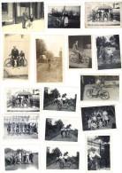 Lot 77 Photos Amateurs, Vélos, Cyclisme, Cyclistes Divers - Cyclisme