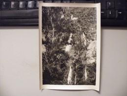 A362.  Photographie. Tirage Original.Cliché J.LEVOIR.Ile De La Réunion. Cascade. à Situer. - Photographs