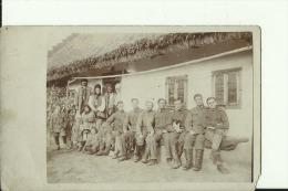 AUSTRIA    --  KuK  --  PHOTO  --   NADWORNA UKRAINA, GALIZIEN, 1916,   --  42. ,, TEUFEL DIVISION ,, - 1914-18