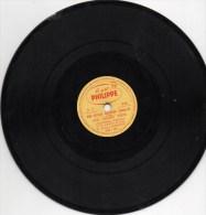 LES '4 BARBUS) FORMAT 19x19 ; TITRES AVEC ACCOMPAGNEMENT;  EDITIONS  LE PETIT PHILIPPE (RARE)  Détail Titres Ci Dessous - 78 Rpm - Schellackplatten