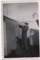 Photo originale Marine BREST  le Croiseur TOURVILLE
