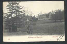 CPA - Château De MARCHIN   // - Marchin