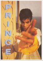 PRINCE  Rogers Nelson Postcard - Musique Et Musiciens