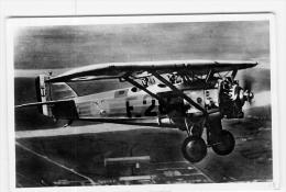 AVIATION -  Avion MORANE 230  - 2 Scans - 1919-1938: Entre Guerres