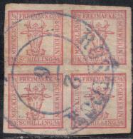 Mecklenburg Schwerin Mi.Nr:5
