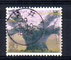 Japan/Gifu - 1999 - Ancient Cherry Tree - Used - 1989-... Empereur Akihito (Ere Heisei)