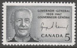 Canada. 1967 Vanier Commemoration. 5c MH. SG 616 - 1952-.... Reign Of Elizabeth II