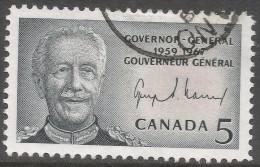 Canada. 1967 Vanier Commemoration. 5c Used. SG 616 - 1952-.... Reign Of Elizabeth II