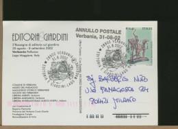 ITALIA - VERBANIA - GIARDINI Sul Lago Maggiore - Vegetazione
