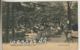 Casselsruhe Bei Bonn V. 1900 Concert Garten - Siehe Foto !! (26199-5) - Bonn