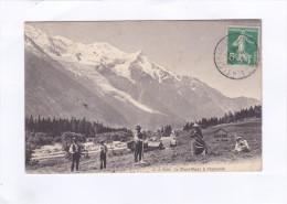J. J.  8106   Le  Mont-Blanc  à  Chamonix - Chamonix-Mont-Blanc