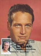 4588 U.s.a. Maximum 2015   Paul Newman,  Film  Cinema Movie - Cinema