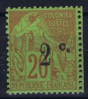 Reunion: Yv Nr 45 A Type II, MNH/**/postfrisch/neuf - Réunion (1852-1975)