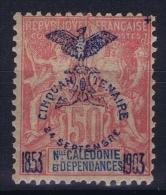 Nouvelle Calédonie  Yv Nr 78  MH/* Falz/ Charniere  1903 - Nouvelle-Calédonie