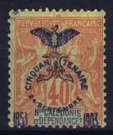 Nouvelle Calédonie  Yv Nr 77  MH/* Falz/ Charniere  1903 - Nouvelle-Calédonie