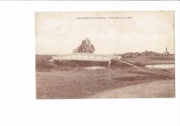 21 - Côte D´Or - LES MAILLYS - Passerelle Sur La Tille - 1933 - - Autres Communes