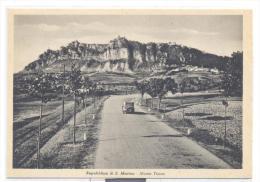 MONTE TITANO  NV  FG - San Marino