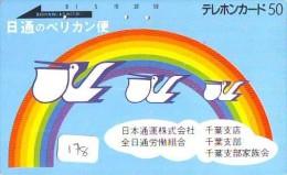 ARC EN CIEL - RAINBOW - Regenboog - Regenbogen Phonecard Telefonkarte (178) - Astronomy