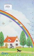 ARC EN CIEL - RAINBOW - Regenboog - Regenbogen Phonecard Telefonkarte (197) - Astronomy