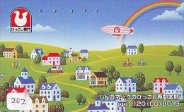 ARC EN CIEL - RAINBOW - Regenboog - Regenbogen Phonecard Telefonkarte (202) - Astronomy